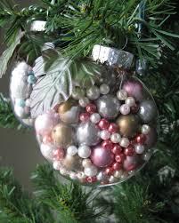 silver serpent studio u0027s blog diy pearl christmas ornaments