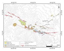 Taxco Mexico Map by Quaternary Sector Collapses Of Nevado De Toluca Volcano Mexico