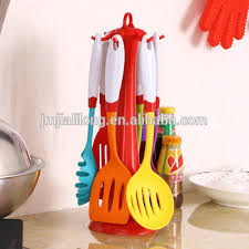 ustensile de cuisine en silicone qualité alimentaire silicone cuisine tool set accessoires de cuisine