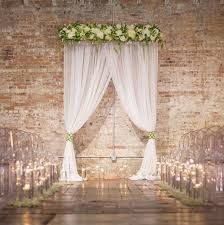 wedding backdrop modern 20 eye catching ideas for your ceremony backdrop modern lofts