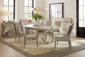 hooker furniture dining room elixir 80in rectangular dining table