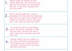 2nd grade multiplication worksheets u0026 free printables education com
