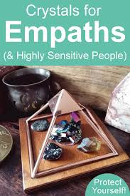 crystals for empaths and highly sensitive people ethan lazzerini