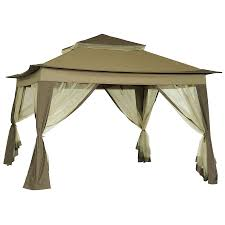 Patio Gazebos by Outdoor Sunjoy Gazebo Walmart Gazebos Sunjoy