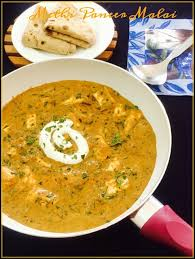 Substitution For Cottage Cheese by Methi Paneer Malai Cottage Cheese In Fenugreek And Cream Curry