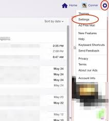 how to set an out of office automatic reply email message for