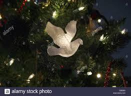 white dove ornament stock photo royalty free image