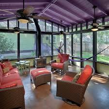 porch ceiling ideas four season porch