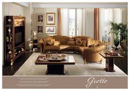 Italian Classic Furniture Living Room by Corner Sofas Arredoclassic Living Room Italy Collections