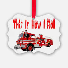 firefighter ornament cafepress