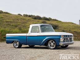Classic Ford Truck Auto Parts - 1965 ford f100 rod network