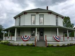 historical octagon house to be honored at ceremony