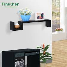 Modern Wall Mounted Shelves Online Get Cheap Modern Wall Mounted Bookshelves Aliexpress Com