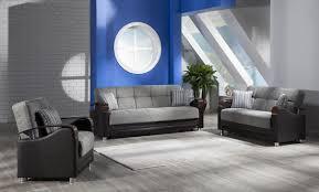 Fabric Sofa Set Luna Gray Sofa Su Luna Sunset Furniture Fabric Sofas At Comfyco