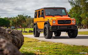 lifted mercedes tuning mercedes benz g63 amg w463