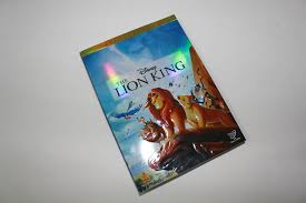 wholesale the lion king disney dvd movies with slip cover case