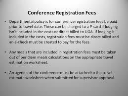 university housing employee travel policy training updated january