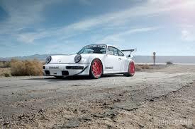 1991 porsche 911 turbo rwb photo collection hoonigan rauh welt porsche