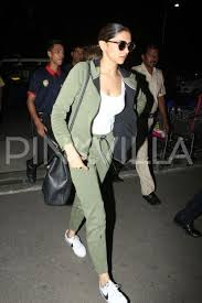 5 Deepika Padukone Controversies That Stunned Bollywood - pics deepika padukone slays the stylish airport look pinkvilla