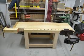 Woodworking Bench For Sale Craigslist by Maple Left Handed Workbench W Emmert Patternmaker U0027s Vise By