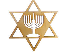 hanukkah ornaments items similar to hanukkah ornament menorah happy hanukkah