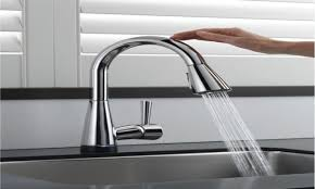 delta touch kitchen faucet faucet incredible complete your