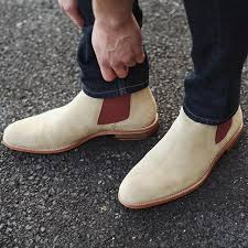 Most Comfortable Chelsea Boots Taft Jude Chelsea Boot In Camel Suede Men U0027s Shoes Pinterest
