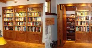 bookcase secret bookcase door inadmont library a secret
