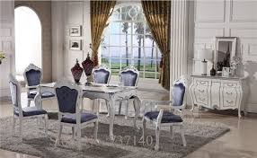 Dining Tables And 6 Chairs Antique Dining Table Luxury Furniture Square Table Desk Chair