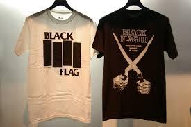 Black Flag Everything Went Black T Shirt Other L U0027intrus Vlack Osaka Delight D L Store Page 5