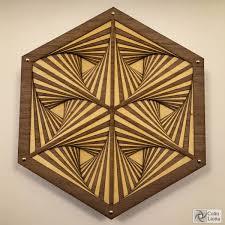 layered wood liotta design