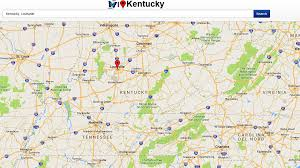 Lexington Ky Map Kentucky Map Android Apps On Google Play