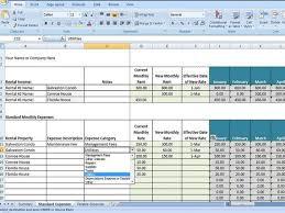 Rental Property Balance Sheet Template Rental Property Management Template Rental By Timesavingtemplates