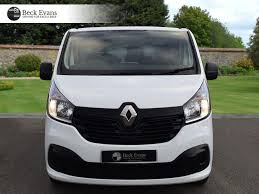 renault trafic 2016 interior used 2016 renault trafic 1 6 sl27 business plus dci 1d 120 bhp