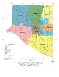 Map Of Alabama Cities Limestone County Al Elections