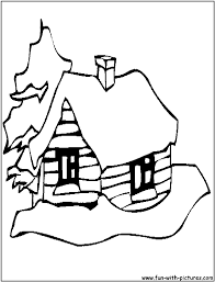winter coloring pages free printable colouring pages for kids to