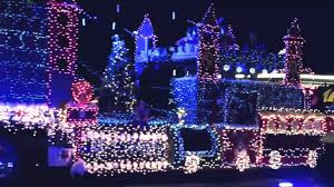 christmas lights ocala fl ocala christmas parade 2015 youtube