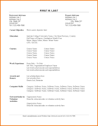 28 Awards On Resume Example by Resume Samples For Fresh Graduates Unique 28 Resume Civil