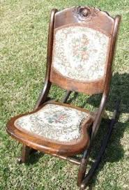 Folding Armchair Victorian Folding Chairs Foter