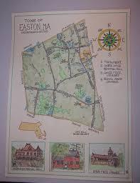 Ma Map River U0027s Edge Maps Easton Ma Map Commission