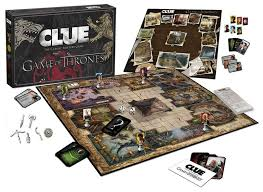 cluedo gets game of thrones makeover the independent