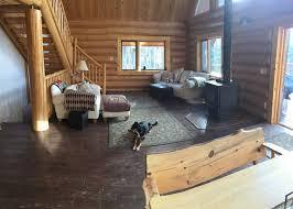 cabin floor our cabin flooring