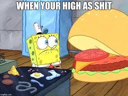 Talking Toaster Sponge Bob Talking To Krabby Patty Imgflip