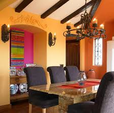 Spanish Style Dining Room Furniture