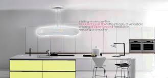 breathe a living kitchen ventilation system