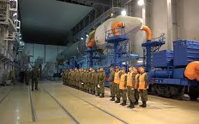 secret russian satellite launched from plesetsk cosmodrome