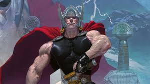 thor characters marvel com