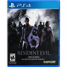 amazon black friday ps44 games resident evil 6 playstation 4 best buy