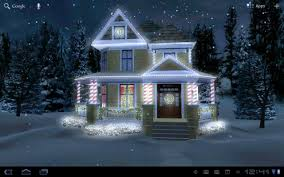 holiday lights live wallpaper android apps on google play