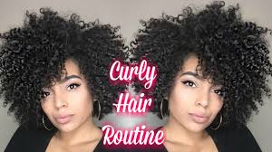 Wash And Go Styles For Transitioning Hair - big curly hair routine wash and go short medium length hair
